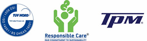 Apcotex ISO , Responsible Care & TPM Certified